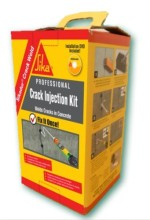 Sika Crack Weld Epoxy Injection Kit