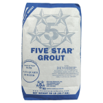 Five-Star-Grout