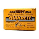 QUIKRETE® Concrete Mix