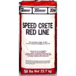 Speed crete redline