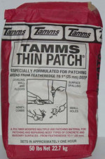 Tamms Thin Patch